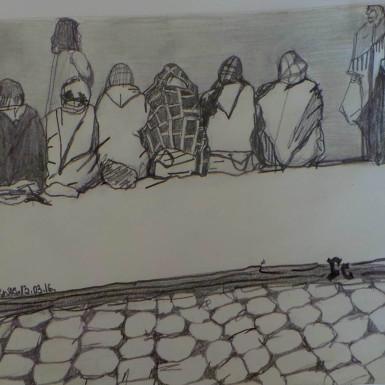 Femmes à Meknes