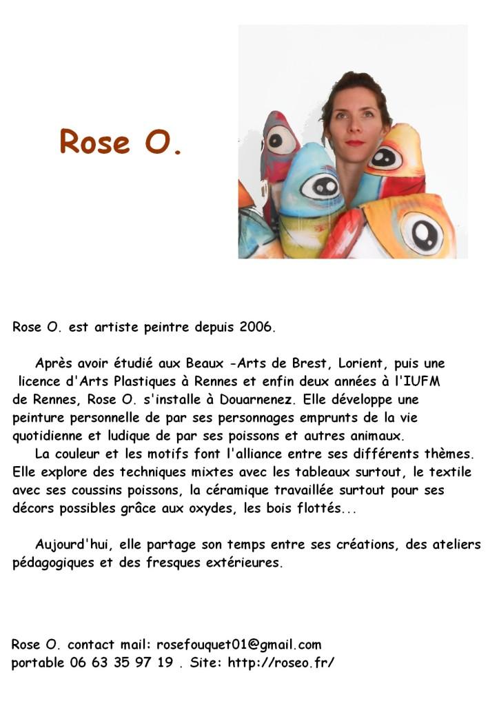 Rose O