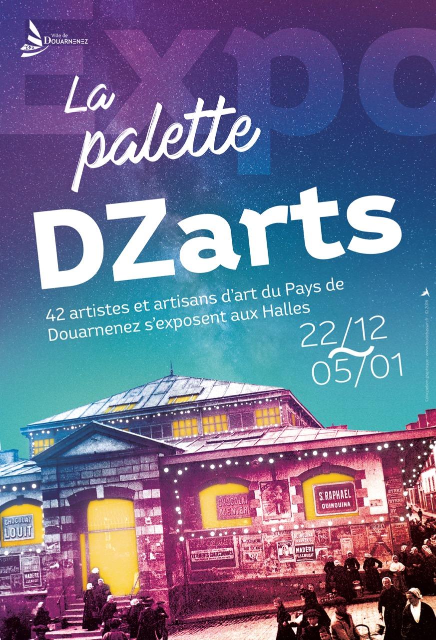 Expo la palette des arts