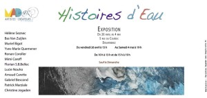 Exposition - Histoires d'Eau - Mad-in-DZ