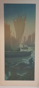 Lithographie Henri Rivière
