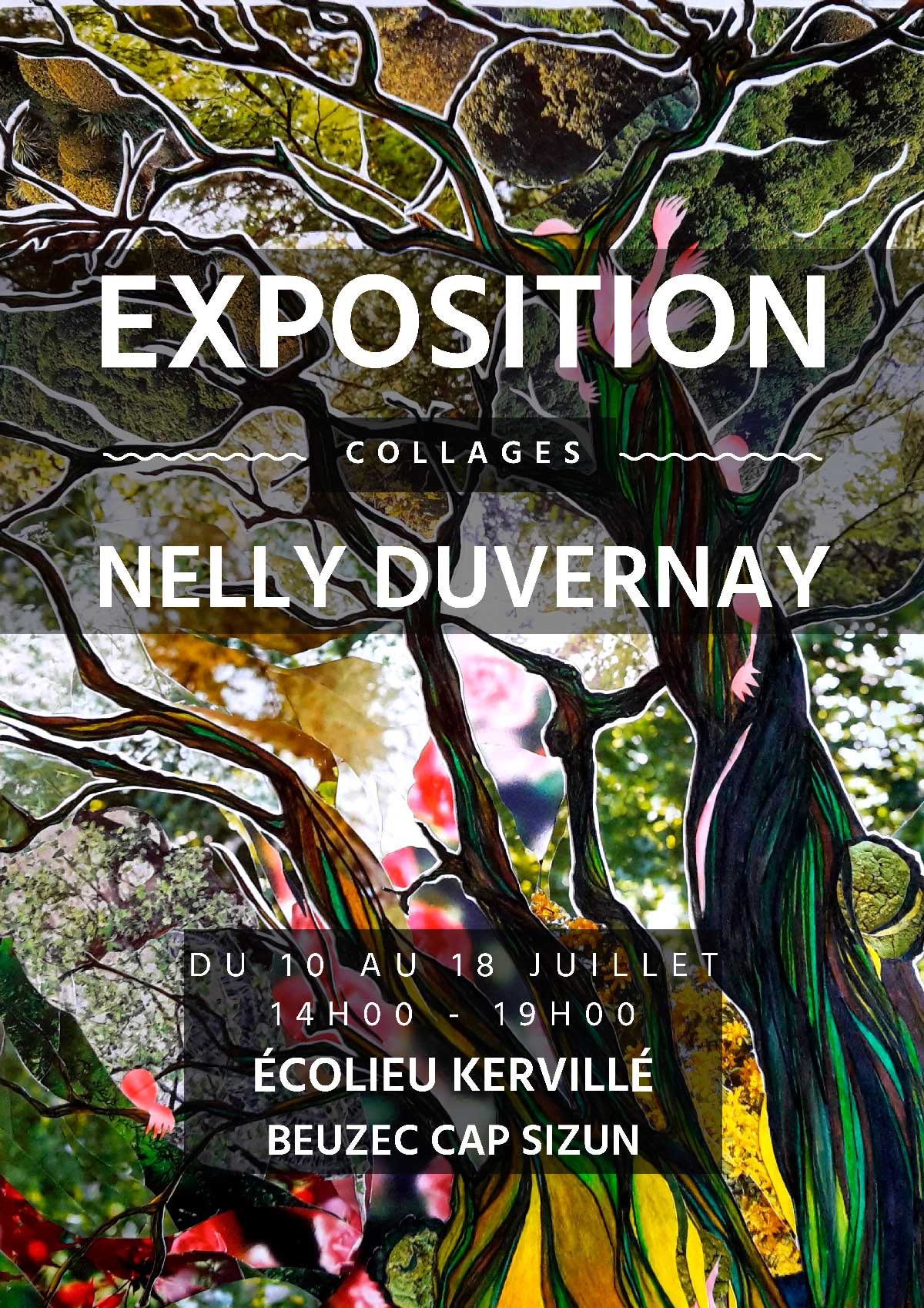 Exposition Nelly Duvernay