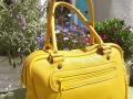 Le sac jaune